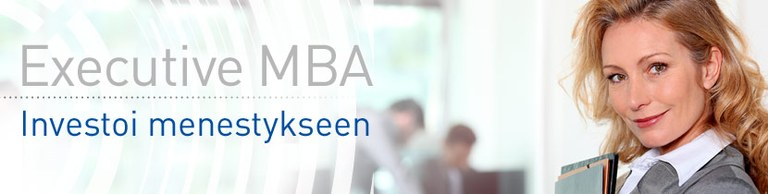 Executive MBA_investoi menestykseen